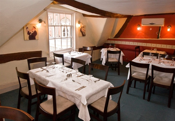 The European Restaurant Restaurant Derby