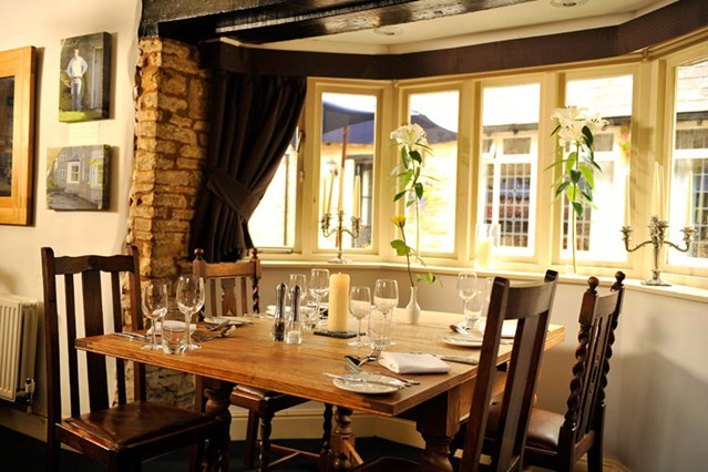 The King's Arms (Rutland) Restaurant Uppingham