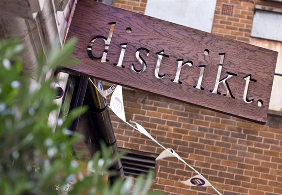 Distrikt Restaurant City Centre