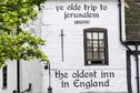 Ye Olde Trip To Jerusalem Photo