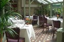 Restaurant at The Garden House Hotel Photo