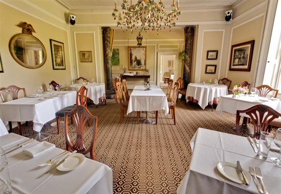 Langar Hall Restaurant Nottingham