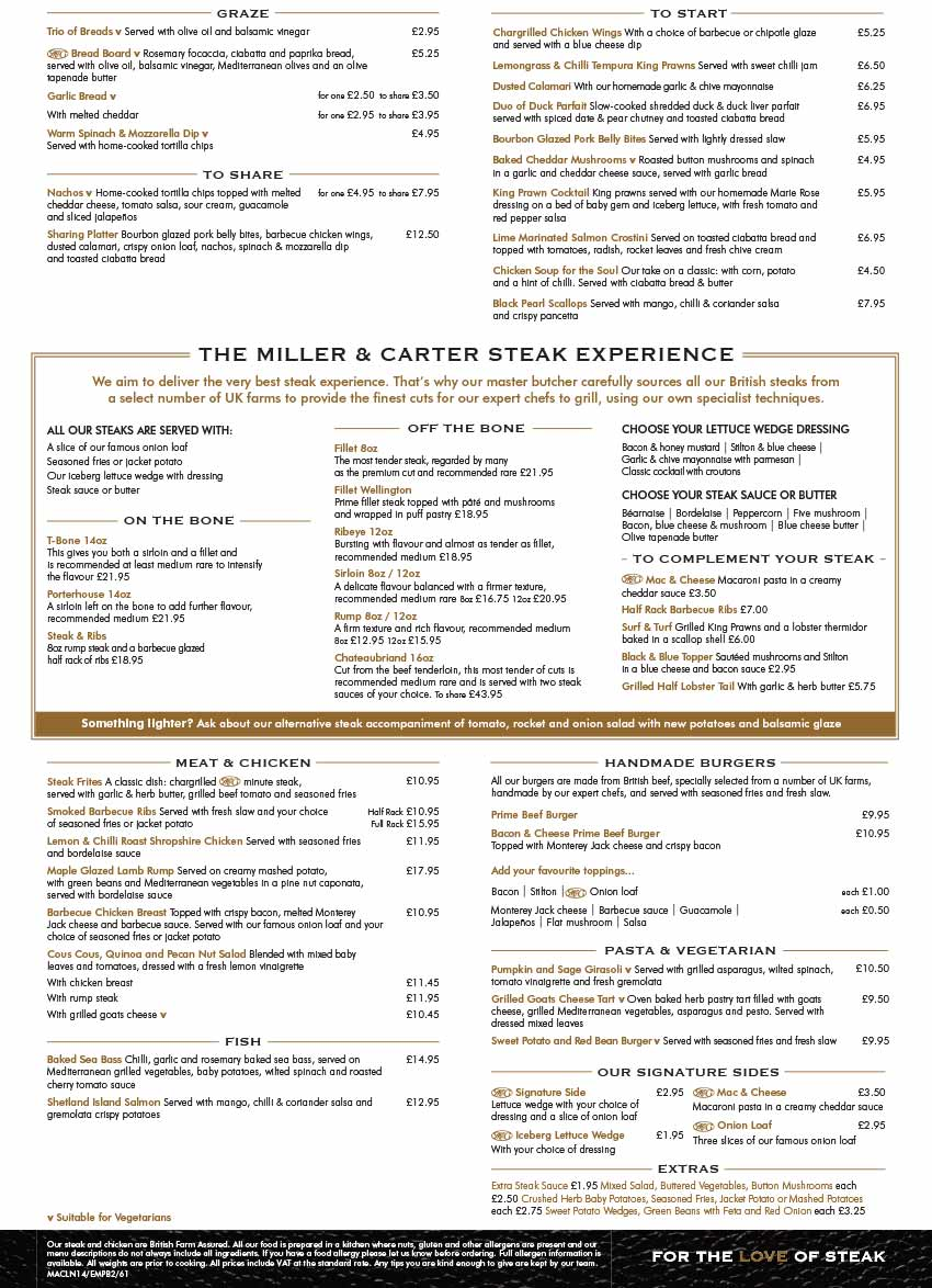 Food Wine And Co Menu Prices