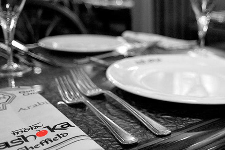Ashoka Indian Restaurant Sheffield Menu