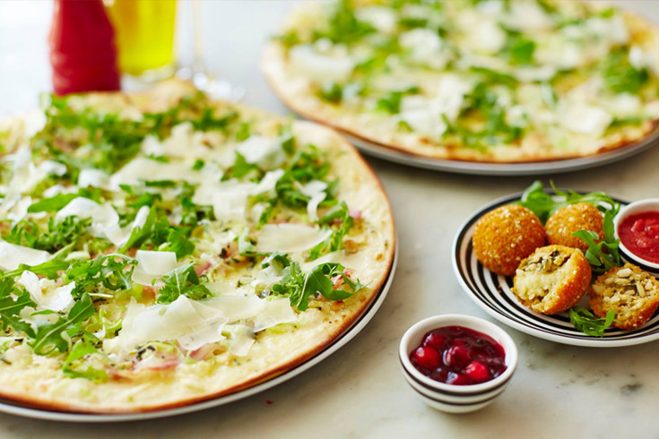 Pizza Express In The Meadowhall Centre Sheffield Menus