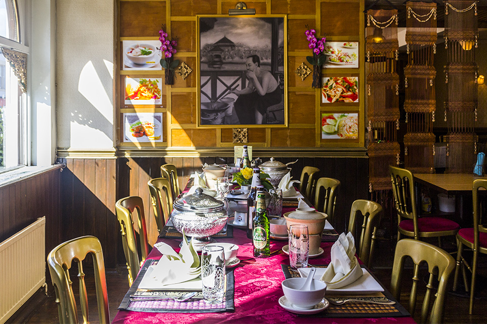 The Orchid Thai Sheffield Menus Reviews Offers And