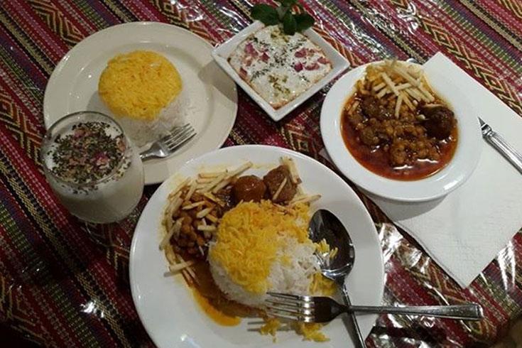 Persian Tea Room Leeds