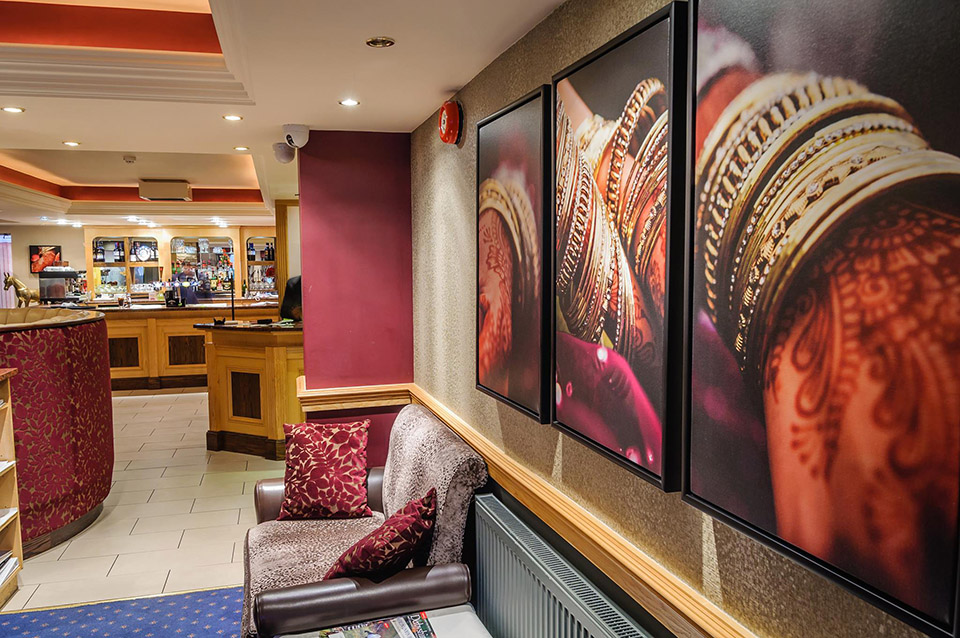 Viceroy Indian Restaurant Derby