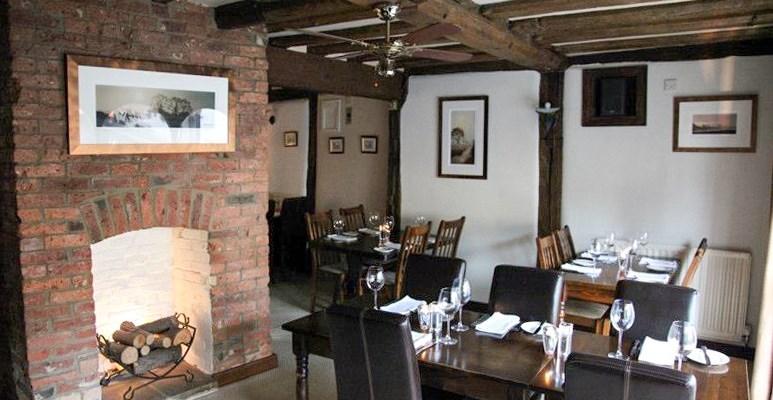 Lamplight Restaurant Ashbourne