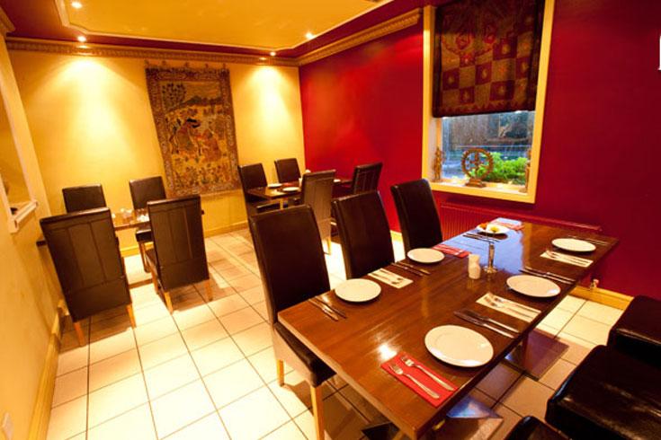Indian Restaurant Heath Hayes