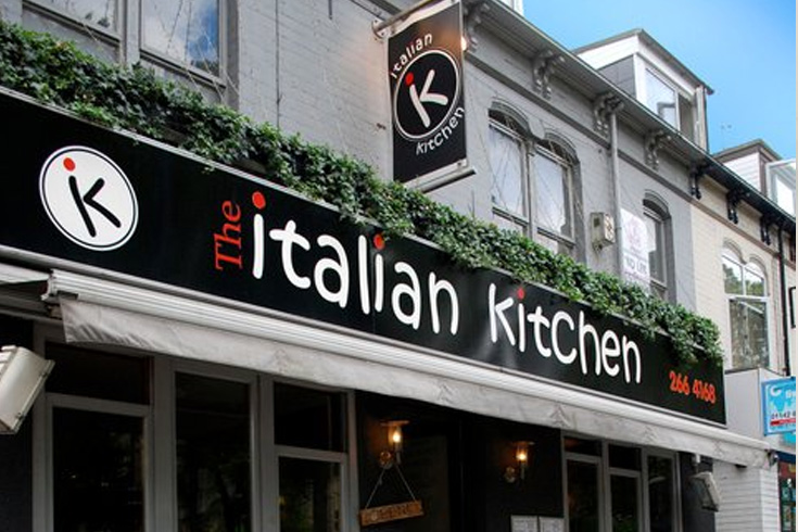Italian Kitchen Sheffield Reviews