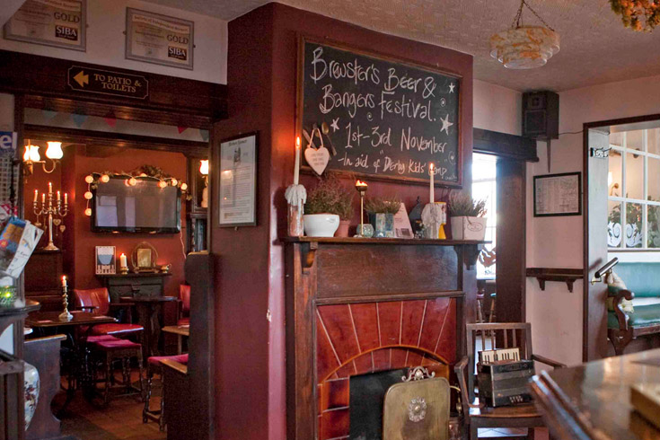 The Exeter Arms – perfect for Date Night!