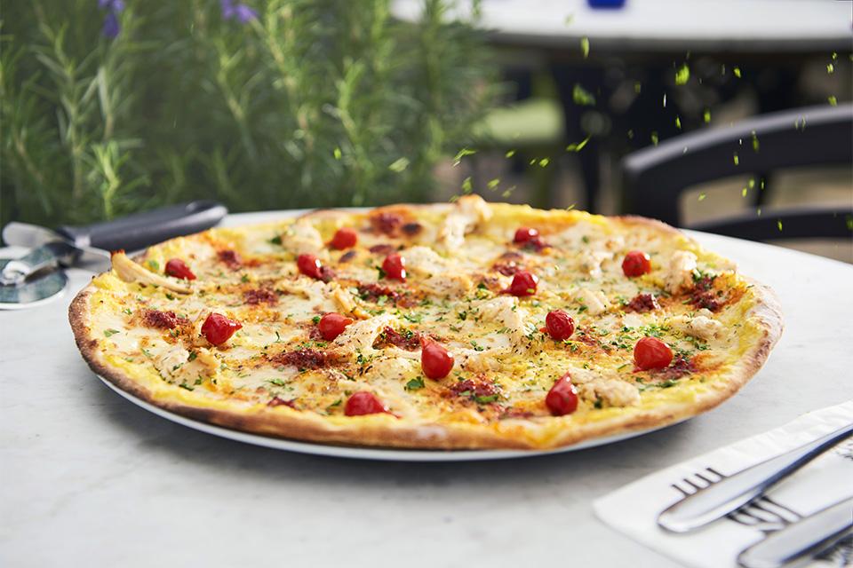Pizza Express Goosegate Nottingham Menu Photos And