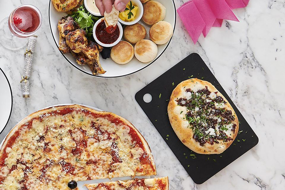 Pizza Express West Bridgford Menu Photos And Information
