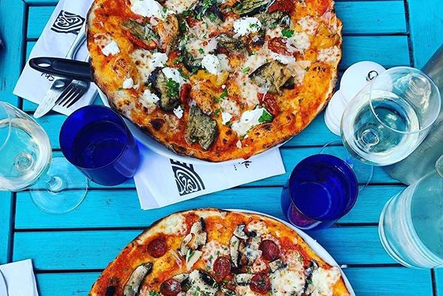 Pizza Express Leicester Highcross Menu Photos And