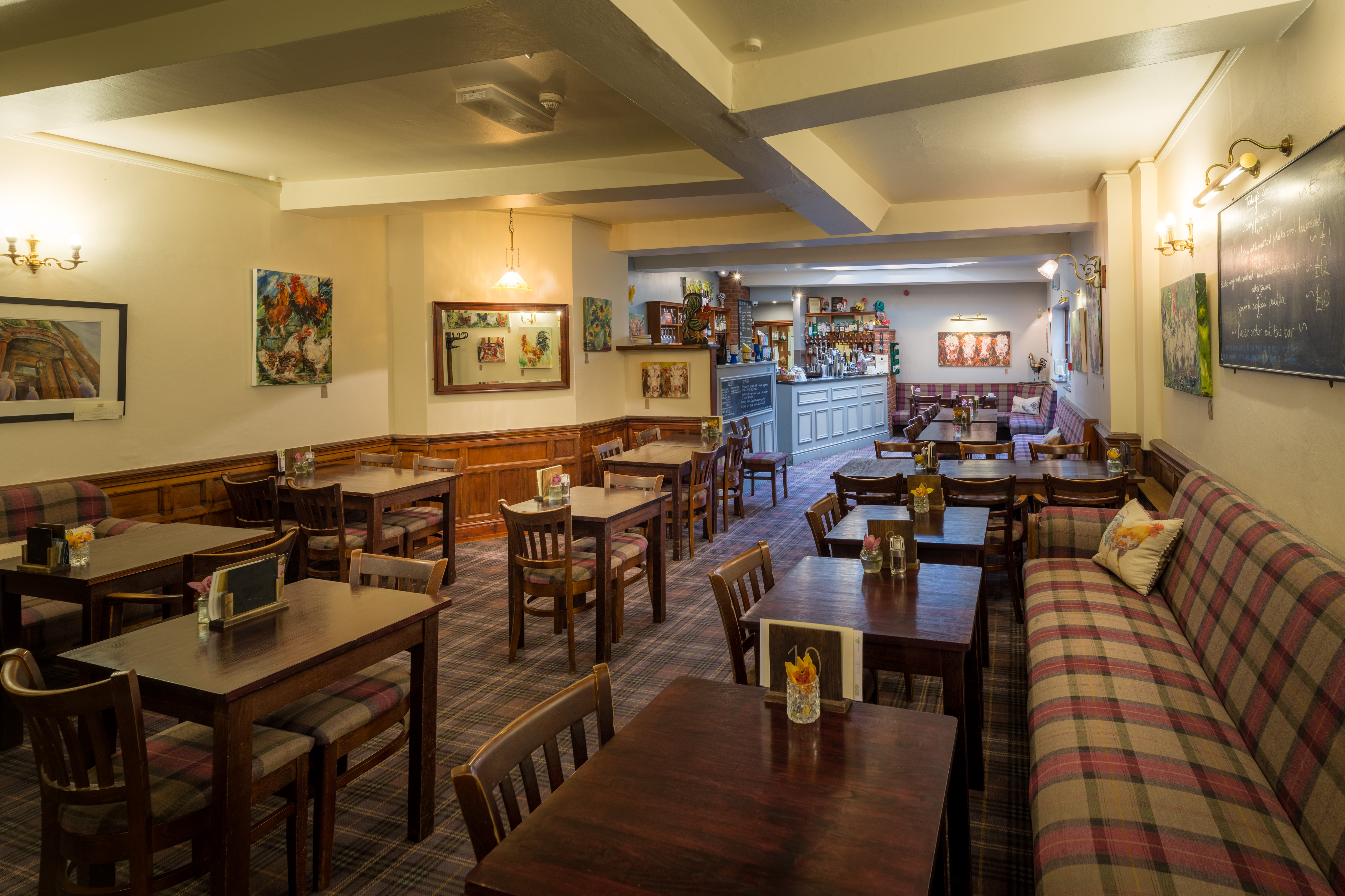 Old Hall Hotel Restaurant, Buxton - View Menu, Reviews