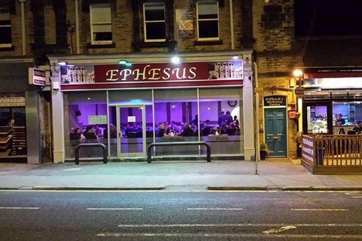 Ephesus Leeds Menus Reviews And Offers By Go Dine