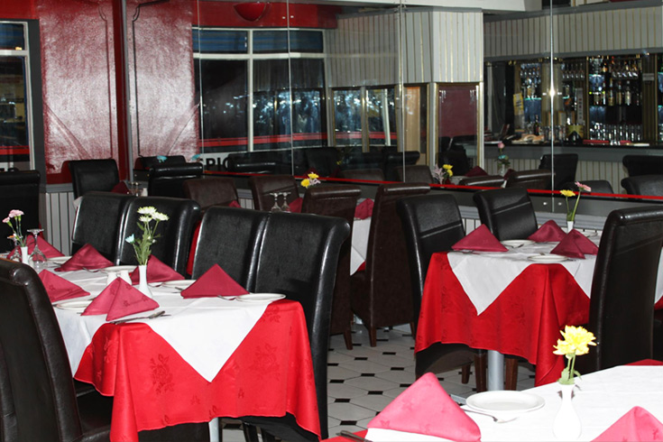 Spice House Restaurant Mediterranean