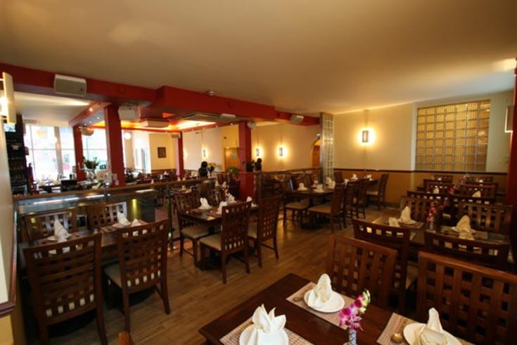 Best Thai Restaurant In Loughborough