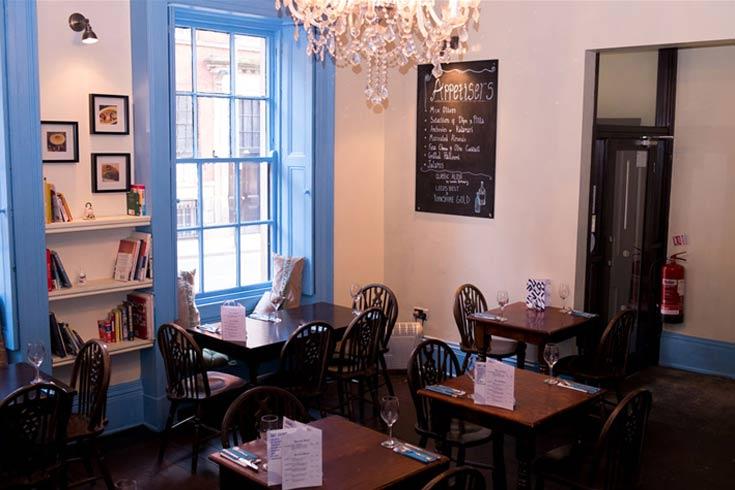 Souvlaki Greek Restaurant Bar Leeds