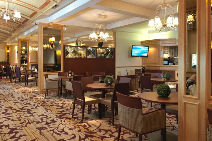 Barnsdale Hall Restaurant Menus Reviews And Offers By
