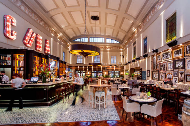 Aberdeen Steak House >> Revolucion de Cuba - Menus, Reviews and Offers by Go dine