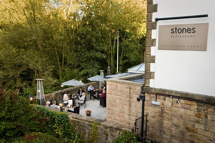 Stones Restaurant Matlock Menu