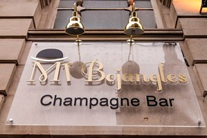 Mr Bojangles Champagne Bar and Restaurant Photo 2