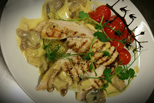 Italian Restaurants Buxton Town Centre