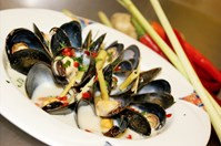 Mussel and Crab Photo 4