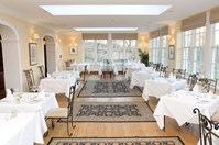Orangery Restaurant at Losehill House Photo 4