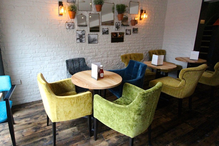 Rye cafe bar beeston menus reviews by go dine for Table 8 beeston