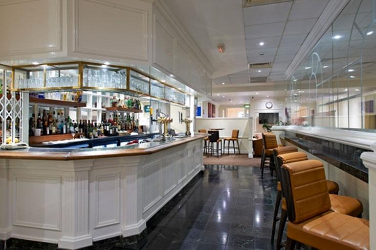 Seasons Restaurant Hilton Northampton Menus By Go Dine