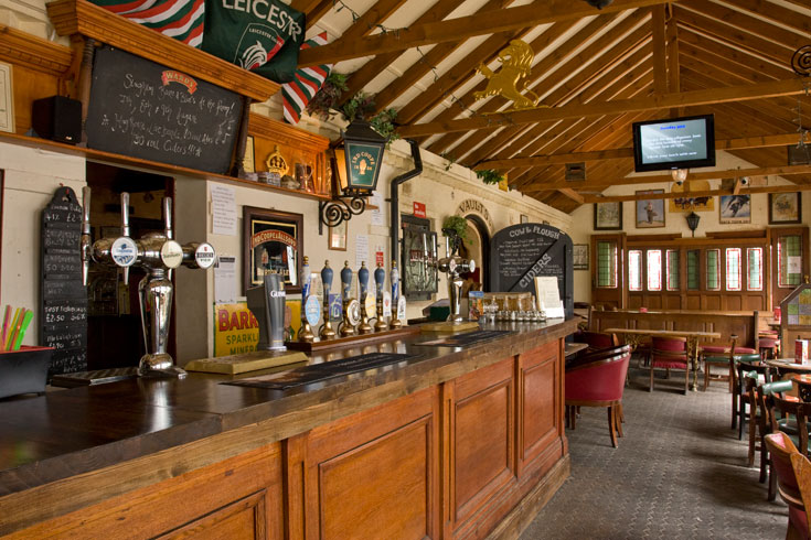 Good Pub Restaurants Near Leicester