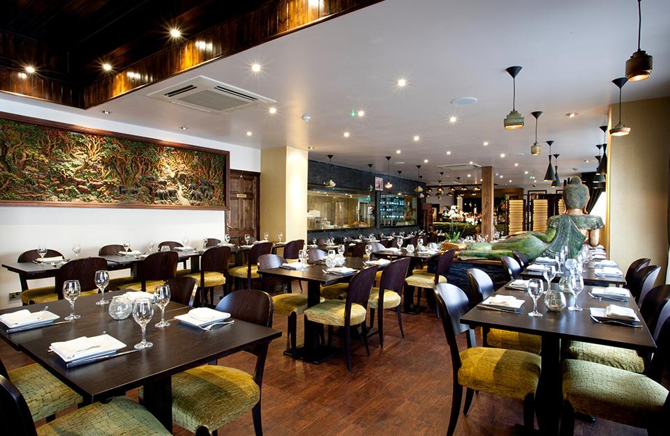 Thai Restaurant Chapel Allerton