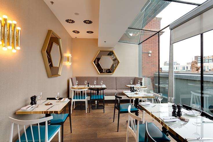 Harvey Nichols Fourth Floor Cafe Leeds Menus And Offers