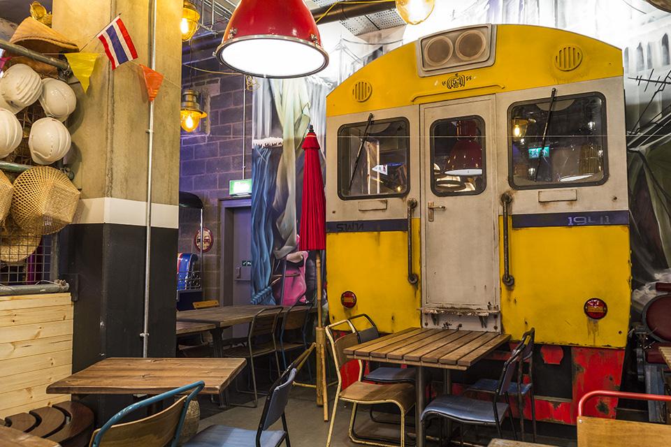 Zaap thai street food nottingham menus reviews and