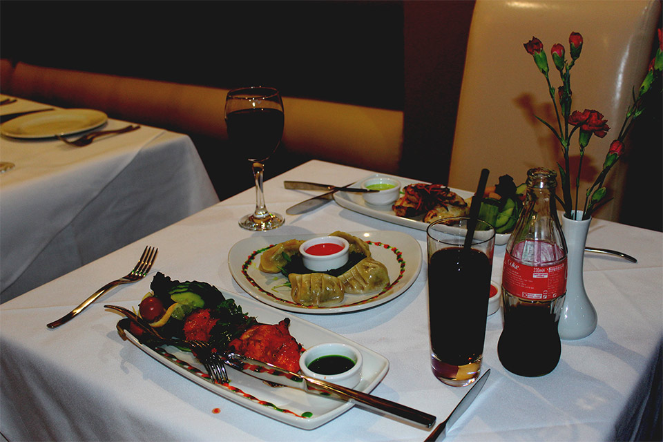 Gurkha express beeston reviews menus and bookings by go for Table 8 beeston