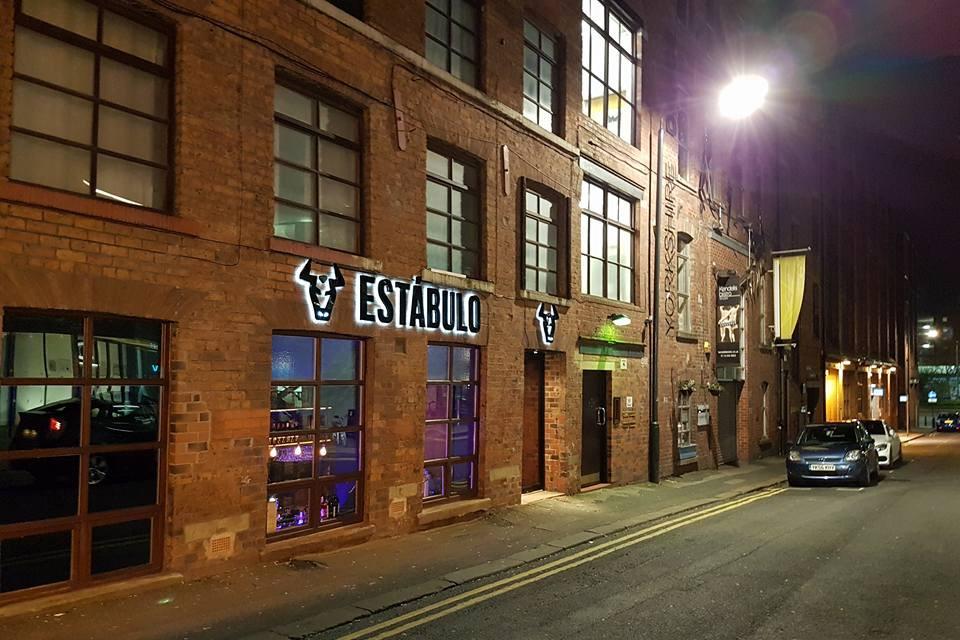 Estabulo Brazilian Rodizio Bar And Grill Leeds Menus