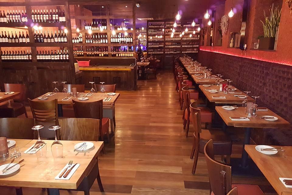 Mexican Restaurant Bradford