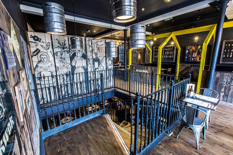 Belgo Bar Amp Restaurant Nottingham Bookings Offers