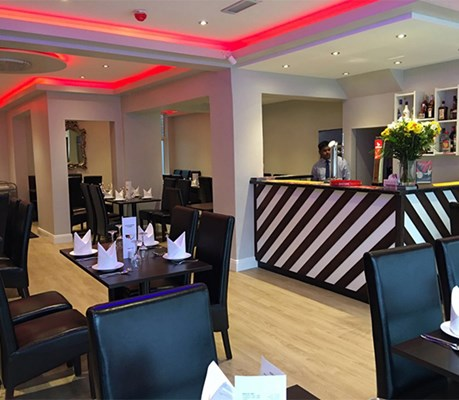 Ryans Indian Restaurant Loughborough
