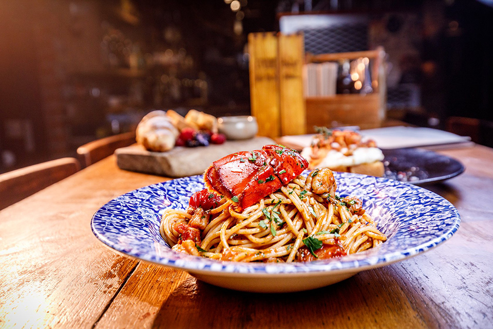 Livin Italy Leeds Menus And Reviews By Go Dine