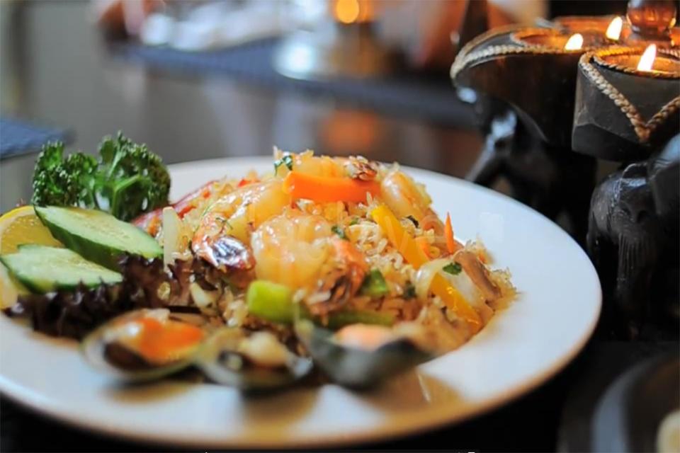 Konak authentic turkish cuisine leicester menus and for Authentic turkish cuisine