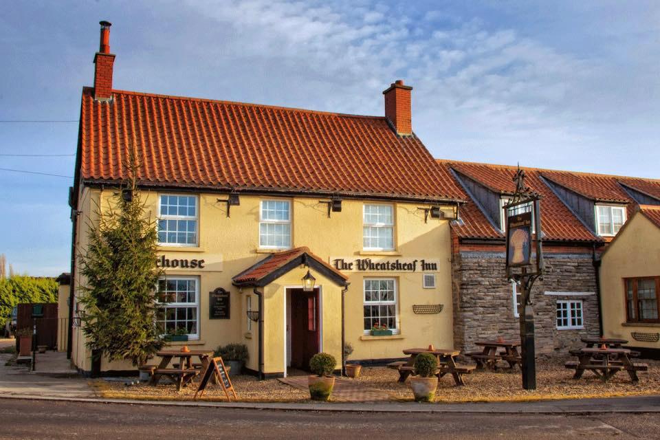 The Wheatsheaf Inn Dry Doddington Menus Reviews And