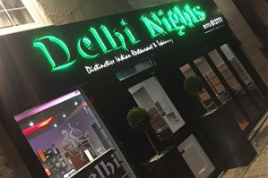 Delhi Nights Photo 2