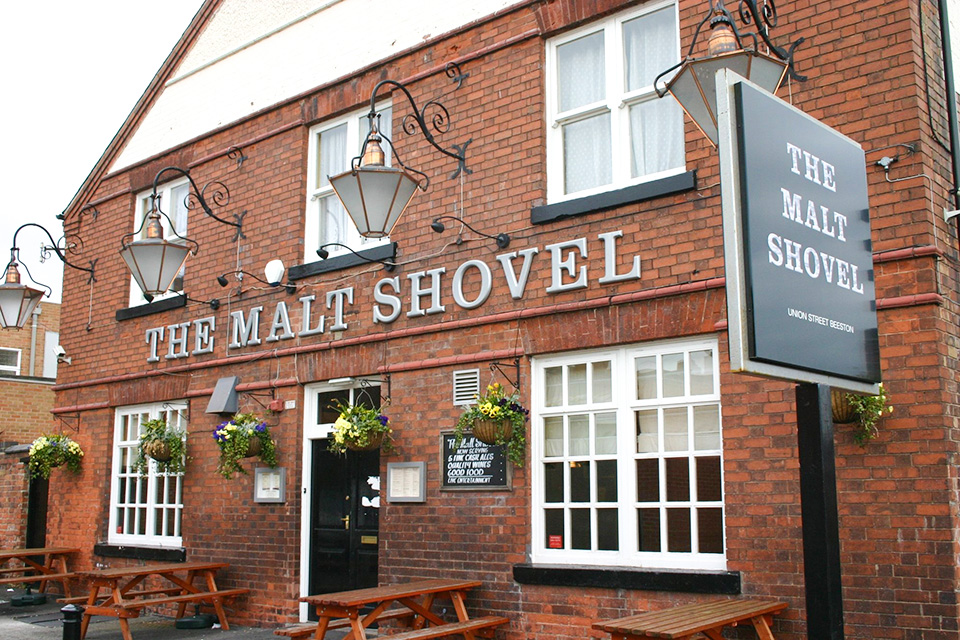 The Malt Shovel Beeston Menu Photos And Information By