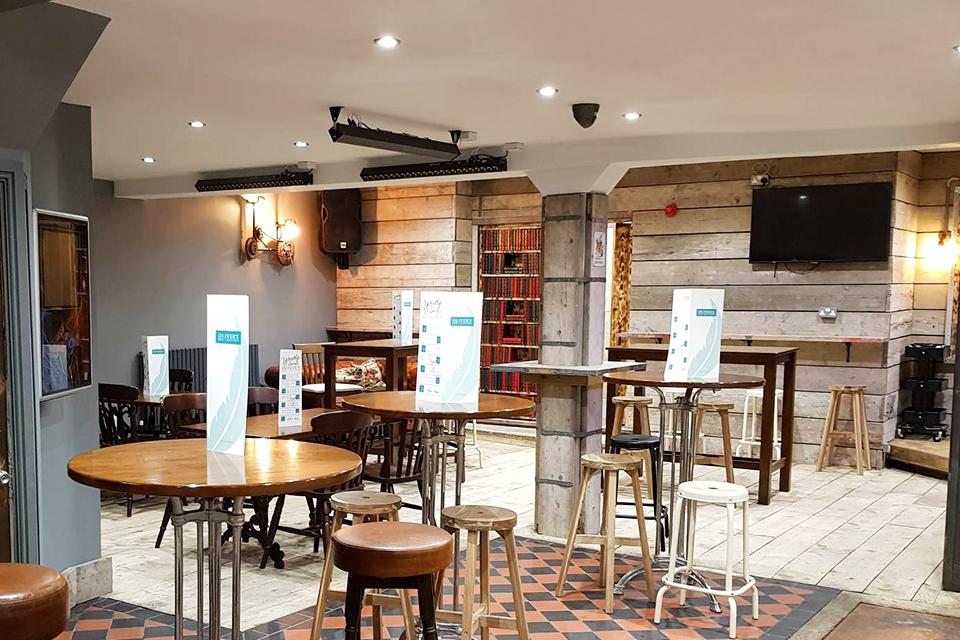 Oliver S Pub And Kitchen Eastwood Menu