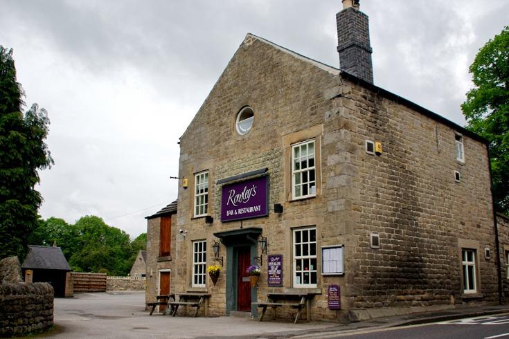 Rowleys Restaurant And Bar Baslow Reviews By Go Dine