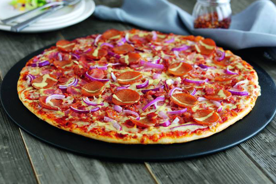 Pizza Hut Nottingham Menus Offers And Reviews By Go Dine